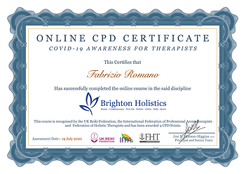 Covid Awareness Certificate