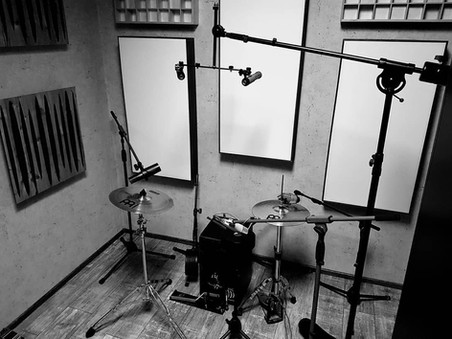 Percussion Recording