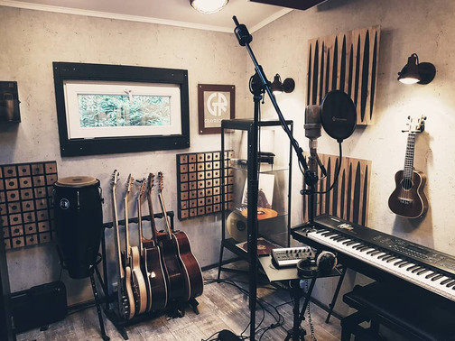 Aufnahme Raum 3 - PoolHouseStudios