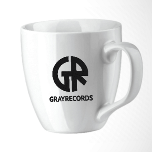GRAYRECORDS Tasse