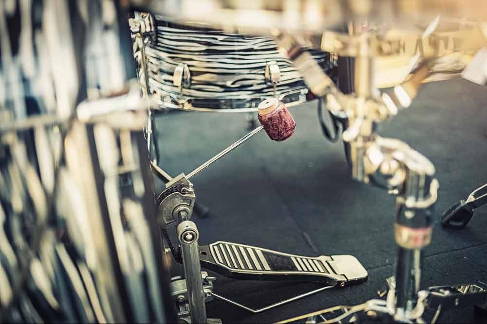 Schlagzeug-Pedal