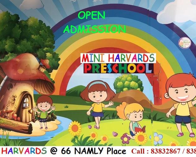 Mini Harvards