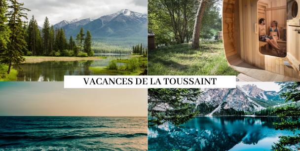 Vacances de la toussaint, montagne, mer , séjour, voyage, famille, pierre et vacances