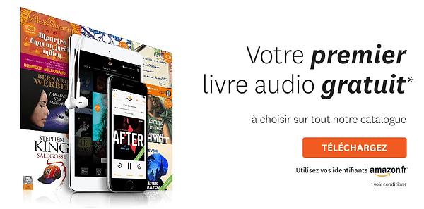 livre audio gratuit