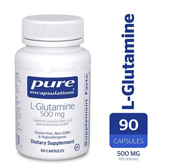 Pure Encapsulations Glutamine - Edited