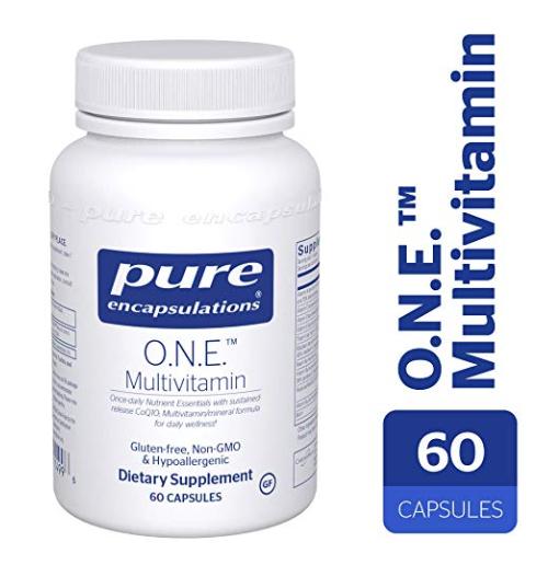 Pure Encapsulations ONE Multivitamin