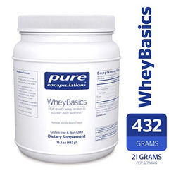 Pure Encapsulations Whey Protein