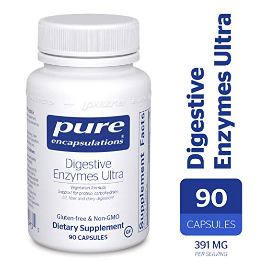 Pure Encapsulations Digestive Enzymes -