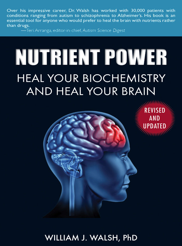 Nutrient Power Book