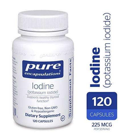 Pure encapsulations Iodine - Edited
