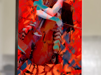 Marina Hasselberg a gifted musician