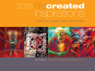 Celebrating 2015: This is my fourth book about artwork I produce using the app Procreate on an iPad.