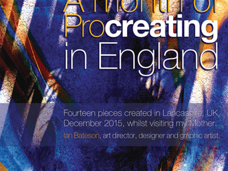 A month of Procreating in England