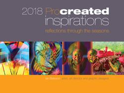 2018 book of 2018 Artwork