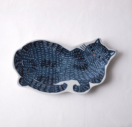 Cat Plate Large