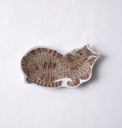 Cat Plate Small