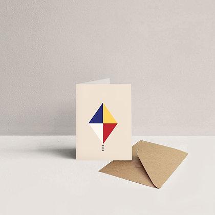Mini Kite Card