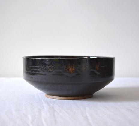 Medium Black Bowl