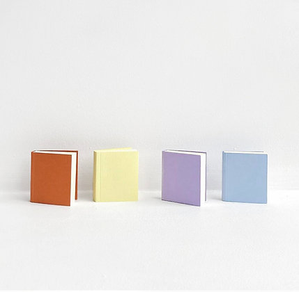 Color Mini Notebook