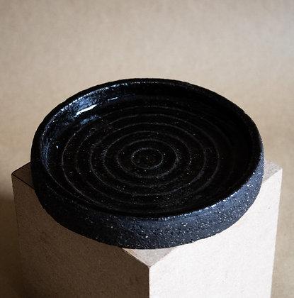 Black Zen Plate