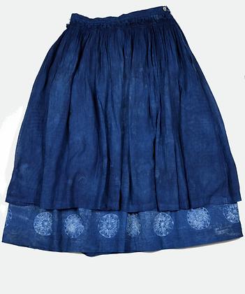 Botanical skirt