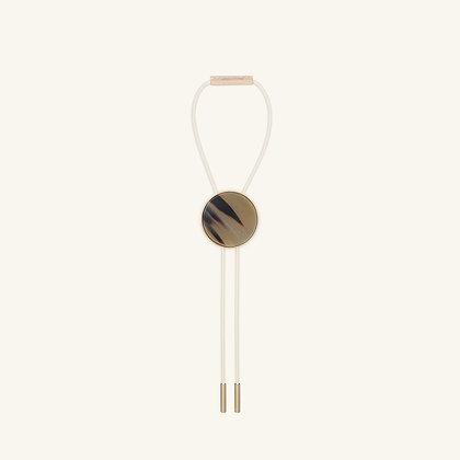 Objets Portés Necklace - horn edition