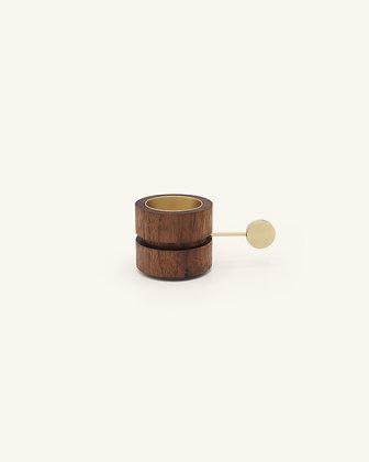 Instruments candleholder III