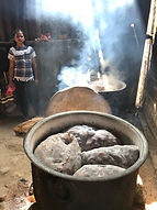 Boiling of Indian forest silk cocoons.jpeg