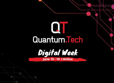 AegiQ to present at Quantum Tech Digital Week