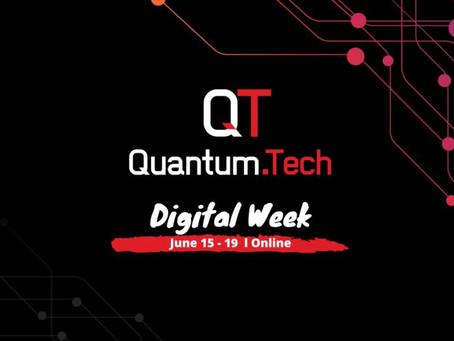 AegiQ to present at Quantum Tech Digital Week