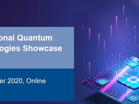 AegiQ attending 2020 UK National Quantum Tech Showcase
