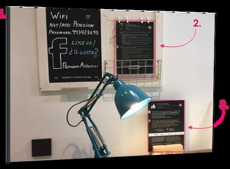 CaféH: Uma ideia para incentivar reservas diretas e avaliações