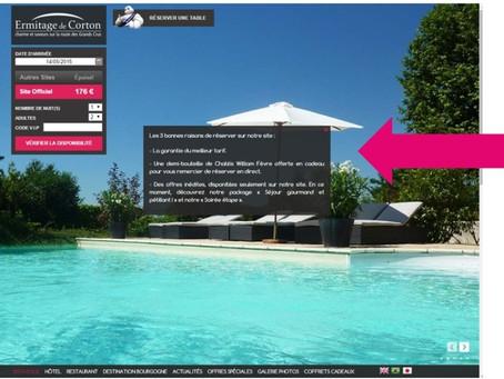 Pare de entregar os seus clientes para as OTA´s… mude o seu site!