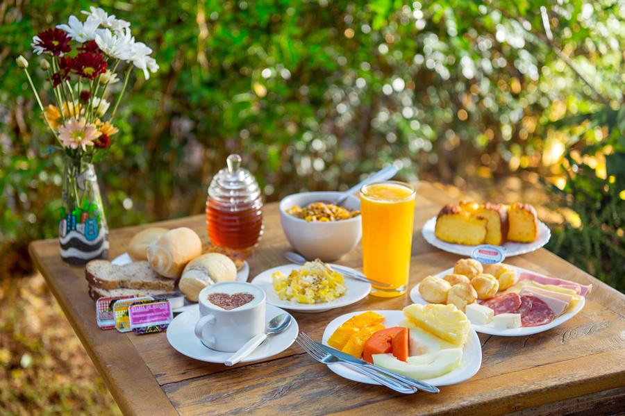 Produtos Locais no Café da Manhã - Reservit Brasil