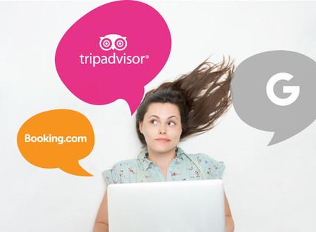 O boca-a-boca 2.0: os comentários e avaliações online