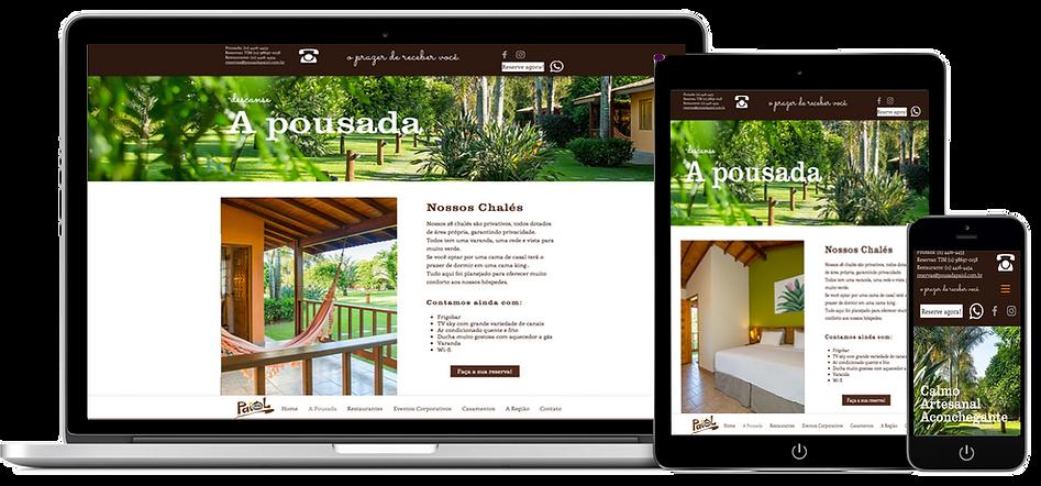 Web Design e MKT Digital | Reservit