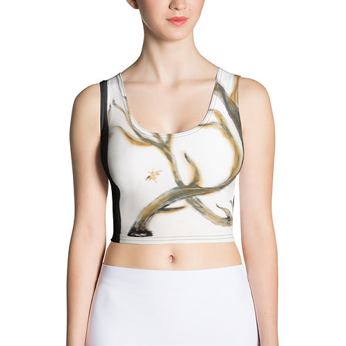 Antler Crop Top