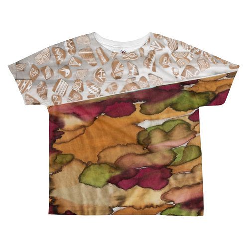 Pottery Sherd Toddler Fashion Tee