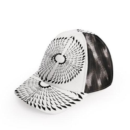 Feather Fan Cap 1