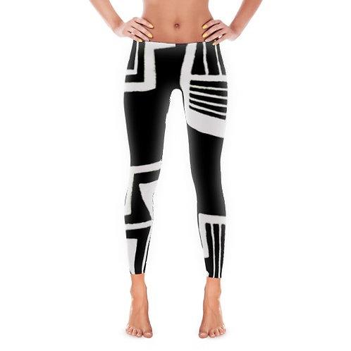 Chaco Inspired Yoga Leggings