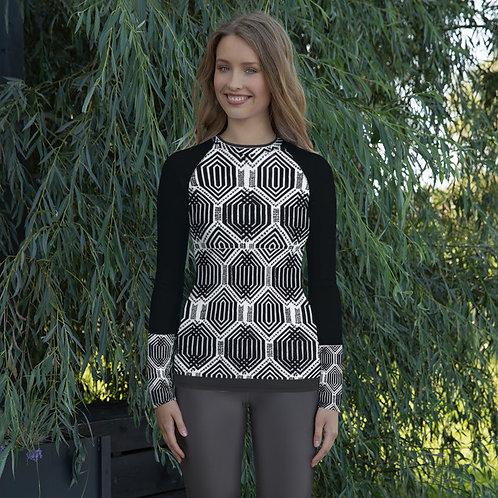 Women's El Monte Sagrado Inspired Long Sleeve Top