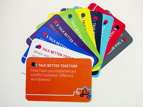 Better Together Discussion Cards