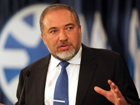 Liberman recomendará a Lapid para primer ministro de Israel