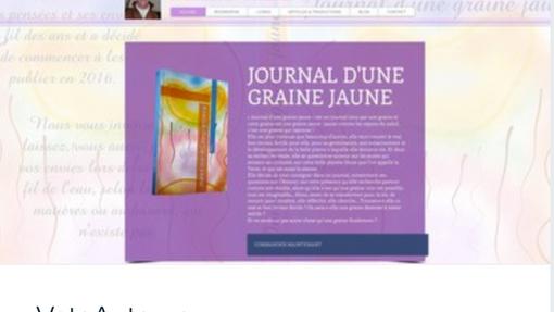 Exemple site web auteur ecrivain, Vata.png