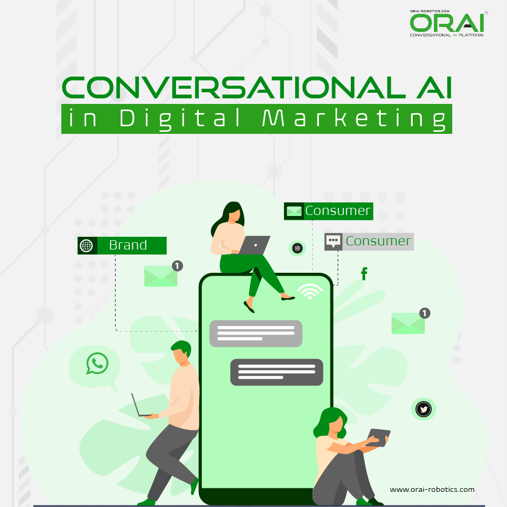 Revolutionary Advantages of Conversational AI In Digital Marketing