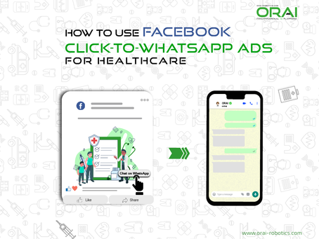 How To Use Facebook Click-To-WhatsApp Ads For Healthcare