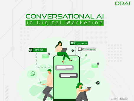 6 Revolutionary Advantages of Conversational AI In Digital Marketing