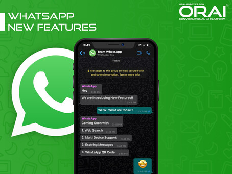 WhatsApp New Features in 2020: 4 Exciting Features You Should Lookout For
