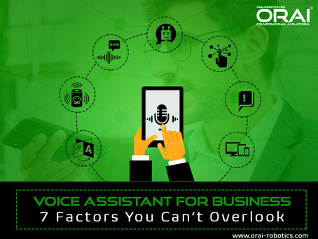 Multiply Sales Performance with Voice AI Assistant: 7 Factors You Can't Overlook