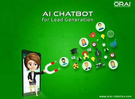 AI-Powered Chatbot for Lead Generation: Use Predictive Intelligence To Automate Lead Qualification